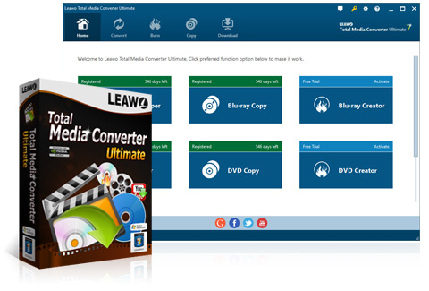 leawo prof media activation code free download