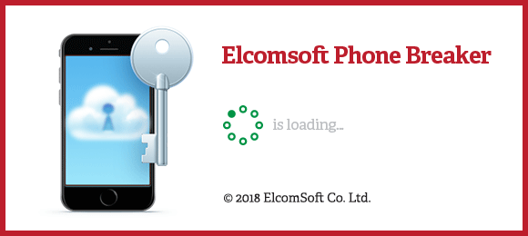 elcomsoft phone breaker key free download latest version