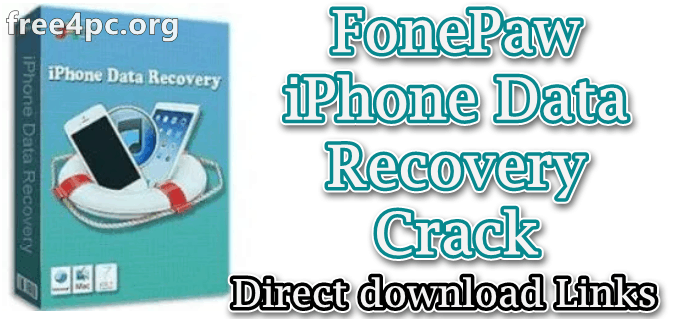 fonepaw iphone data recovery 6.3.4 crack free download