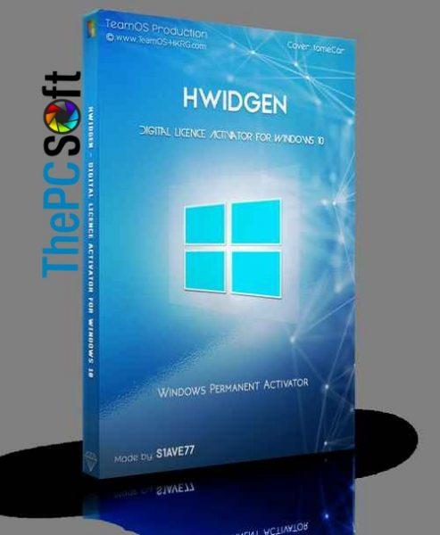 Hwidgen 62.01 Digital Licence Activator For Windows 10 [Full]