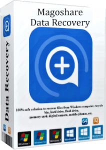 Magoshare Data Recovery 4.8 Crack + Activation Code [Latest] 2021