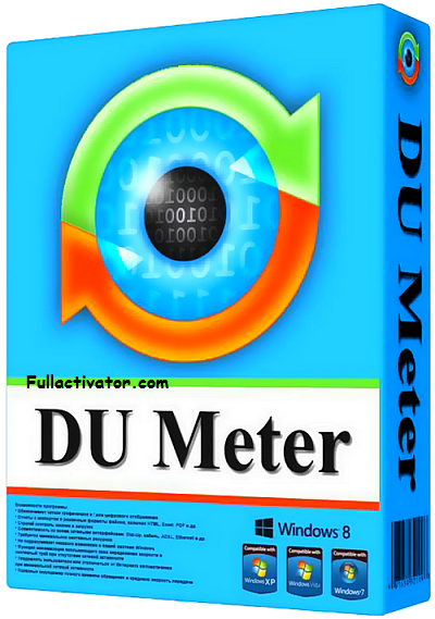 DU Meter Cracked Latest Serial Key 2020 Free Download