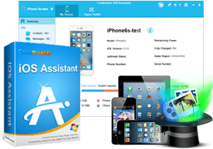 coolmuster ios assistant Crack free download [Latest]