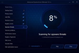 Advanced Systemcare Ultimate Registration key has the best antivirus capabilities, as well as the already proven capabilities of comprehensive PC customization.