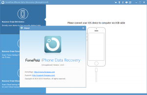 FonePaw iPhone Data Recovery 7.9.0 with Crack