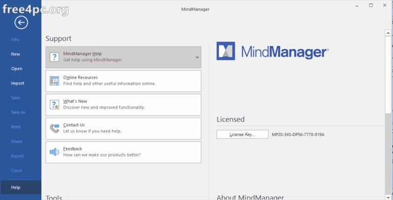 Mindjet MindManager 2020 Crack 20.1.238 With Key Download