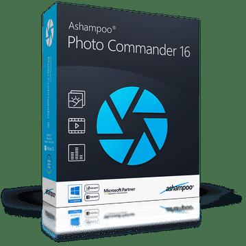 Ashampoo Photo Commander 16.3.2 Crack + license Key Free Download 2022