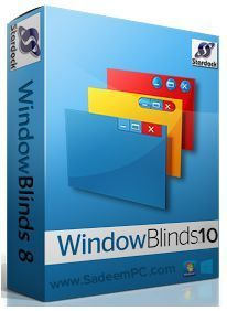 Window Blinds 10.84 + Crack Free Download [Latest]