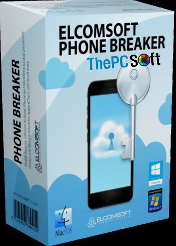 Elcomsoft Phone Breaker 9.63 Build 37231 Crack With Serial Number 2020
