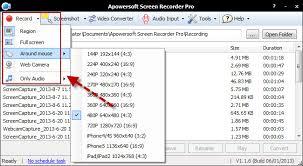 Apowersoft Screen Recorder Crack