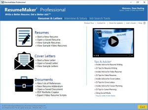 resumemaker professional deluxe 20 crack free download