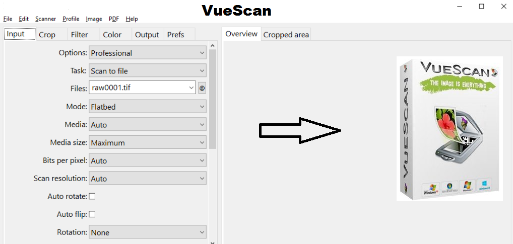 Vue Scan 9.7.42 Crack + Serial Number 2021 Free Download