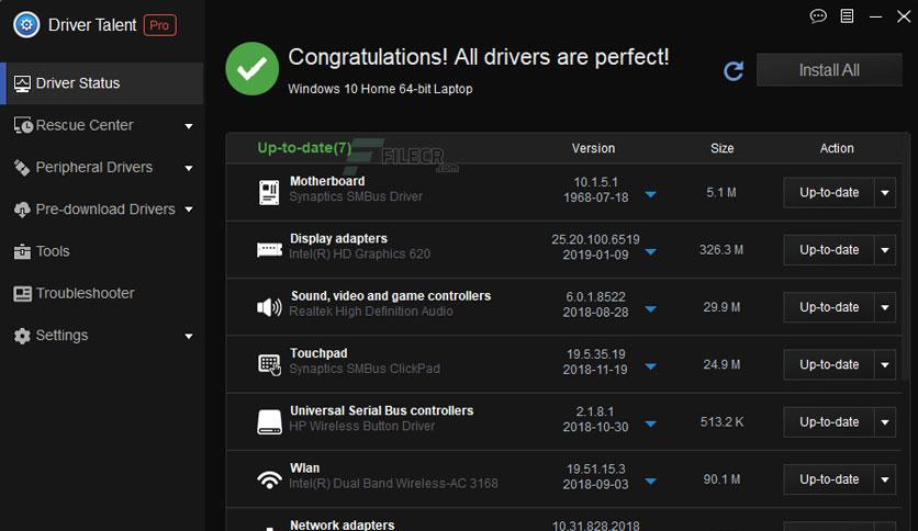 Driver Talent Pro 8.0.0.6 Crack + Activation Key Full [Latest] 2021