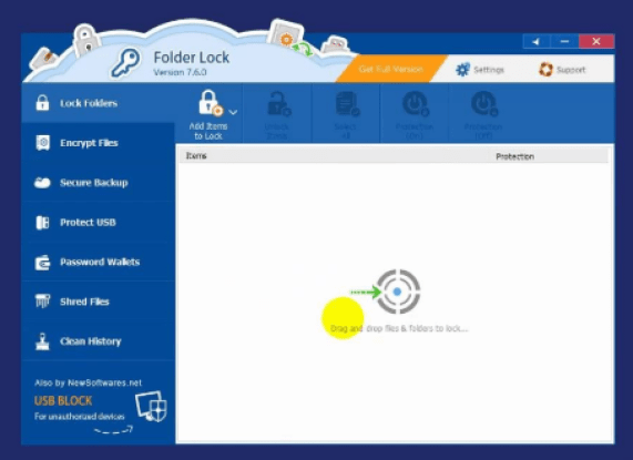 Folder Lock 7.8.4 Crack Serial key + Registration Code 2021