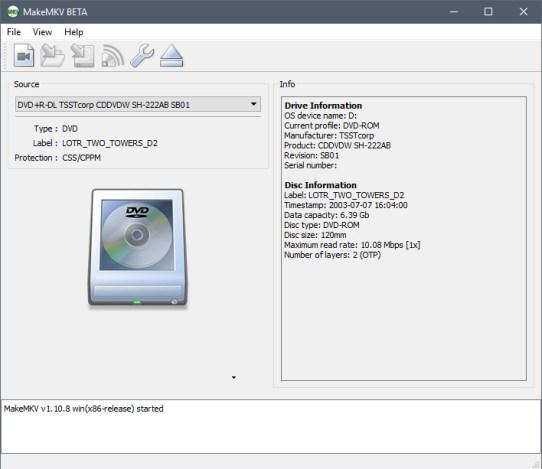 MakeMKV 1.15.4 Crack + Serial Number Free Download [2021]