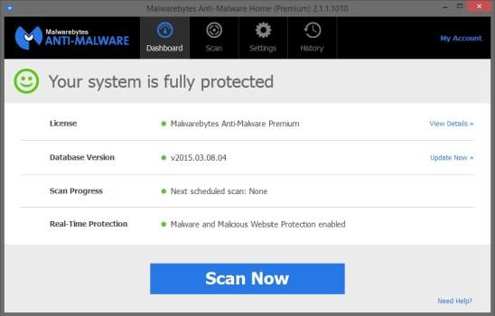 Malwarebytes 4.3.0.210 Crack + Serial Key 2021 For {Win&Mac}