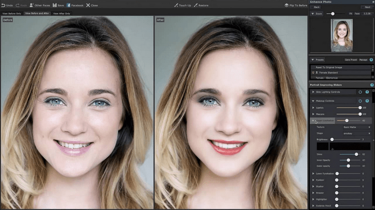 Portrait Pro Studio 21.4.2 Free Download Keygen