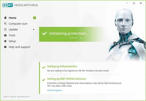 ESET NOD32 Antivirus 14.0.22.0 Crack With License Key 2021 {Updated}