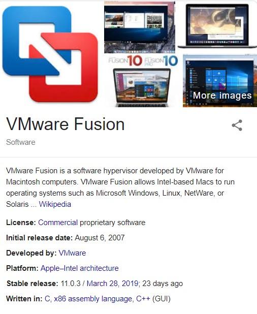 vmware fusion 12 keygen