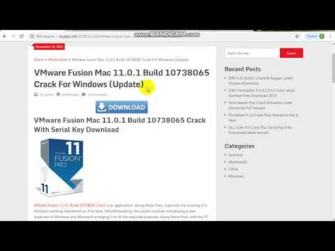 vmware fusion 12 license key free