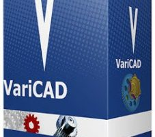 VariCAD 2021 v1.01 + Crack With Full [Latest Version]