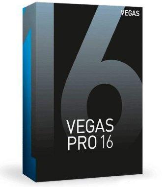 Sony Vegas Pro 16 Full Crack